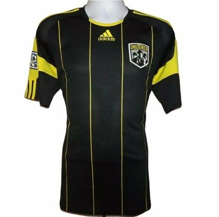 2010 Columbus Crew Away Football Shirt, Adidas, Medium (Excellent Condition)